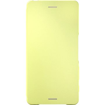 Sony Style Cover Flip SCR52 Lime Gold (1301-5835 )