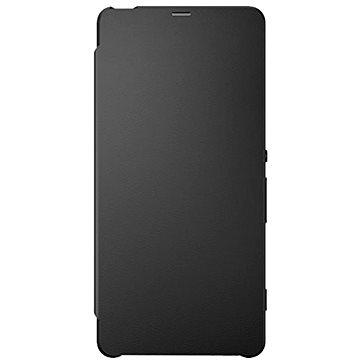 Sony Style Cover Flip SCR54 Graphite Black (1301-1941 )