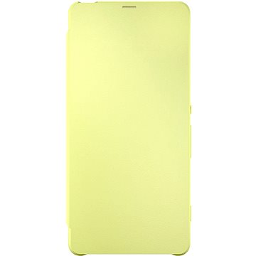 Sony Style Cover Flip SCR54 Lime Gold (1301-1943 )