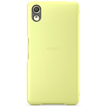 Sony Style Cover Flip SCR58 Lime Gold (1301-7728)
