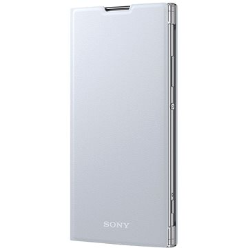Sony Style Cover Flip SCSH10 pro Xperia XA2 Silver (1311-4286)