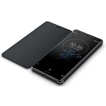 Sony SCSH70 Style Cover Stand Xperia XZ3, Black (1315-6290)