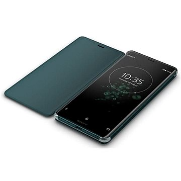 Sony SCSH70 Style Cover Stand Xperia XZ3, Green (1315-6288)