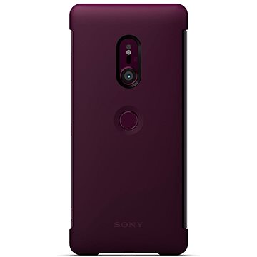Sony SCTH70 Style Cover Touch Xperia XZ3, Red (1315-6235)