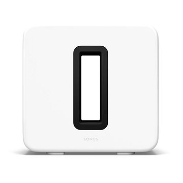 Sonos SUB 3rd Gen. matný bílý (SUBG3EU1)