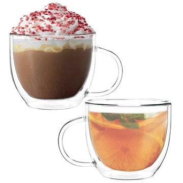 Aramoro Coffee, dvoustěnné, 350 ml, set 2 ks (36208)