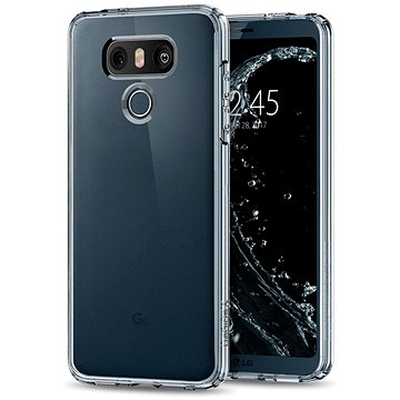 Spigen Ultra Hybrid Crystal Clear LG G6 (A21CS21233)