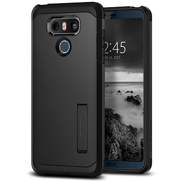Spigen Tough Armor Black LG G6 (A21CS21235)