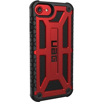 UAG Monarch Case Crimson iPhone 7 (IPH7/6S-M-CR)