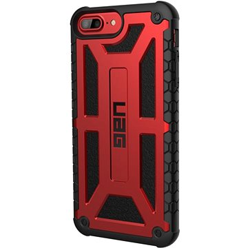 UAG Monarch Case Crimson iPhone 7 Plus (IPH7/6SPLS-M-CR)