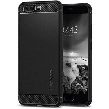 Spigen Rugged Armor Black Huawei P10 (L13CS21504)