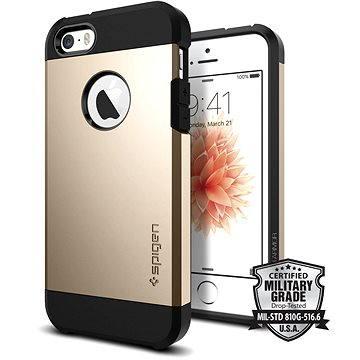 SPIGEN Tough Armor Champagne Gold iPhone SE/5s/5 (041CS20252)
