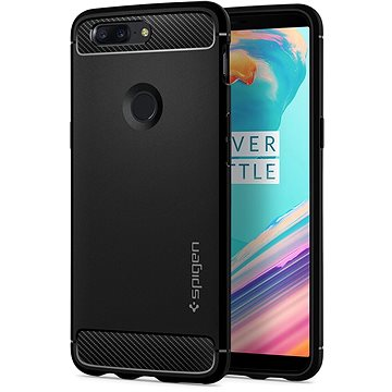 Spigen Rugged Armor Black OnePlus 5T (K05CS22712)
