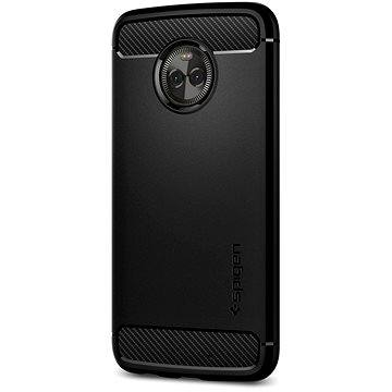 Spigen Rugged Armor Black Moto X4 (M11CS22003)