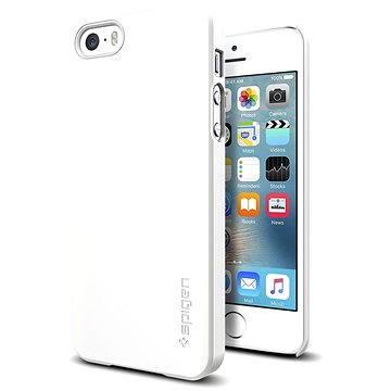 SPIGEN Thin Fit Shimmery White iPhone SE/5s/5 (041CS20169)