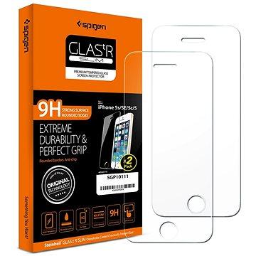 SPIGEN Screen Protector GLAS.tR SLIM iPhone 5/SE/5S/5C (SGP10111)