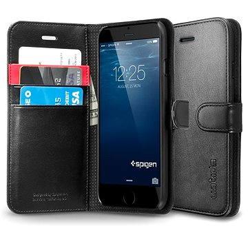 SPIGEN Wallet S Black iPhone 6 (SGP10972)