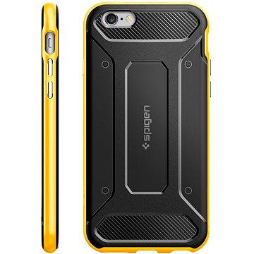 SPIGEN Neo Hybrid Carbon Reventon Yellow iPhone 6/6S (SGP11622)
