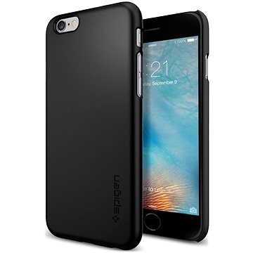SPIGEN Thin Fit Black iPhone 6/6S (SGP11592)