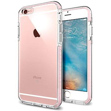 SPIGEN Ultra Hybrid TECH Crystal Rose iPhone 6/6S (SGP11788)