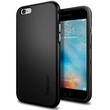 SPIGEN Thin Fit Hybrid Black iPhone 6/6S (SGP11730)