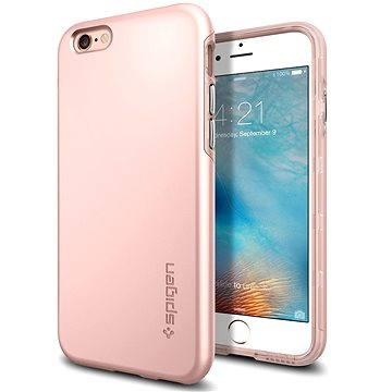 SPIGEN Thin Fit Hybrid Rose Gold iPhone 6/6S (SGP11781)