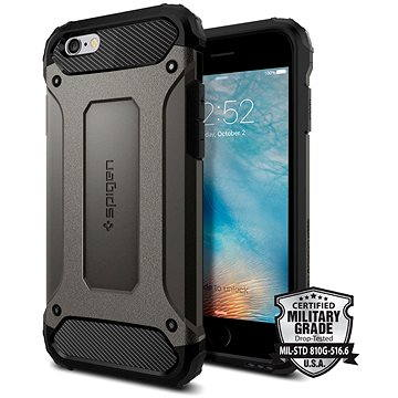 SPIGEN Tough Armor Tech Gunmetal iPhone 6/6S (SGP11742)