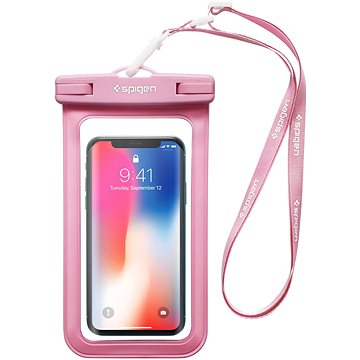 Spigen Velo A600 Waterproof Phone Case Pink (000EM23355)