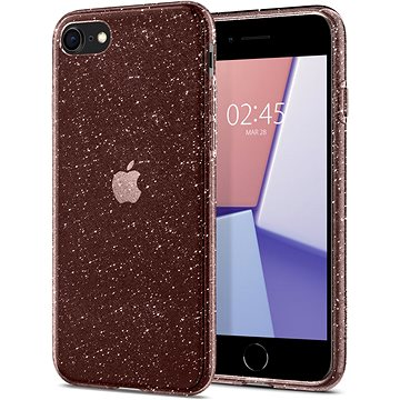 Spigen Liquid Crystal Glitter Rose Crystal iPhone 7 (042CS21419)