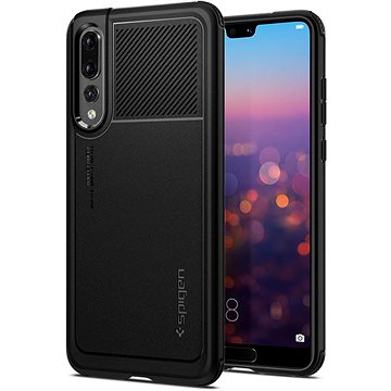 Spigen Marked Armor Black Huawei P20 Pro (L23CS24400)