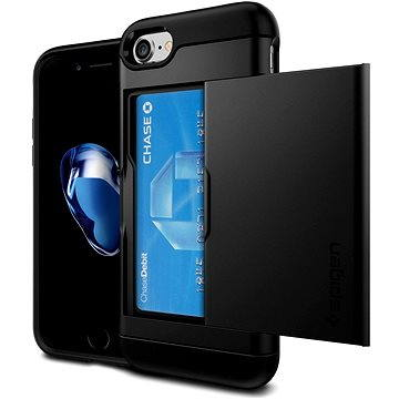 Spigen Slim Armor CS Black iPhone 7 (042CS20455)