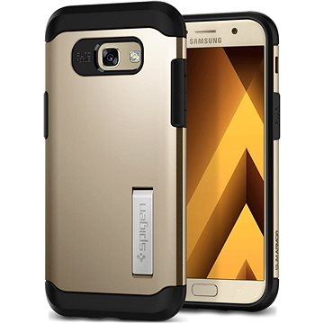 Spigen Slim Armor, Champagne Gold Samsung Galaxy A5 (2017) (573CS21360)