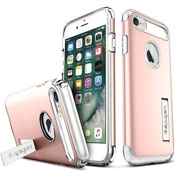 Spigen Slim Armor Rose gold iPhone 7 (042CS20303)