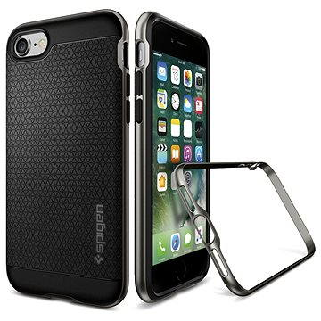 Spigen Neo Hybrid Gunmetal iPhone 7 (042CS20518)