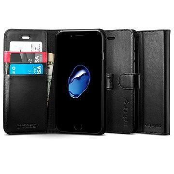 Spigen Wallet S Black iPhone 7 (042CS20545)