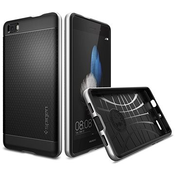 Spigen Neo Hybrid Satin Silver Huawei P8 Lite (L04CS20662)