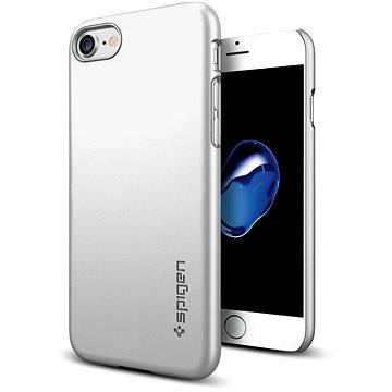 Spigen Thin Fit Satin Silver iPhone 7 (042CS20733)