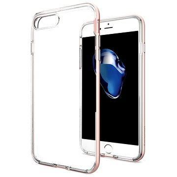 Spigen Neo Hybrid Crystal Rose Gold iPhone 7 Plus (043CS20542)