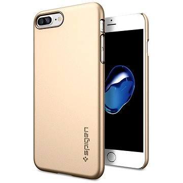 Spigen Thin Fit Champagne Gold iPhone 7 Plus (043CS20734)