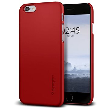 Spigen Thin Fit Red iPhone 6/6s (035CS22380)