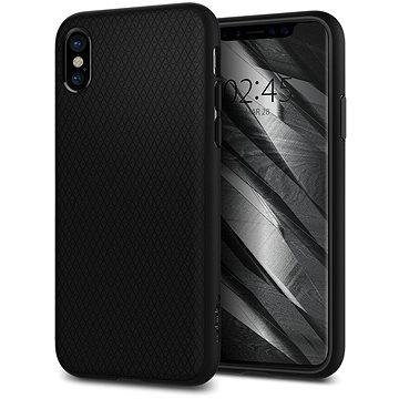 Spigen Liquid Air Black iPhone X (057CS22123)