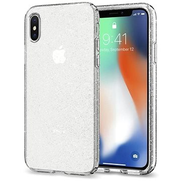 Spigen Liquid Crystal Glitter Crystal iPhone X (057CS22122)