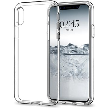 Spigen Liquid Crystal Clear iPhone X (057CS22118)