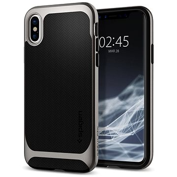 Spigen Neo Hybrid Gunmetal iPhone X (057CS22165)
