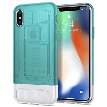 Spigen Classic C1 Bondi Blue iPhone X (057CS23194)