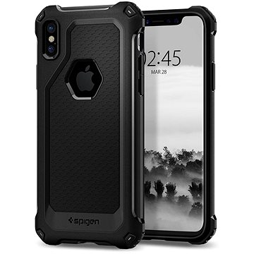 Spigen Rugged Armor Extra Black iPhone X (057CS22154)