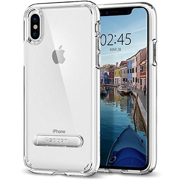 Spigen Ultra Hybrid S Crystal Clear iPhone X (057CS22133)
