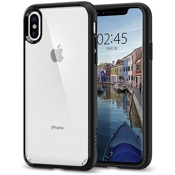 Spigen Ultra Hybrid Matte Black iPhone X/XS (057CS22129)