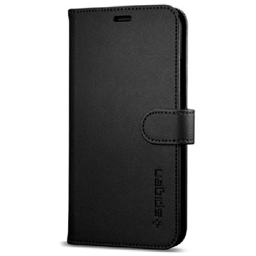 Spigen Wallet S Black iPhone X (057CS22176)