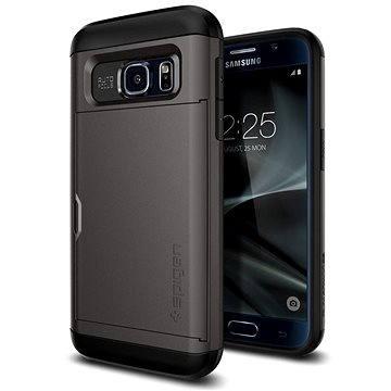 SPIGEN Slim Armor CS Gunmetal Samsung Galaxy S7 (555CS20016)